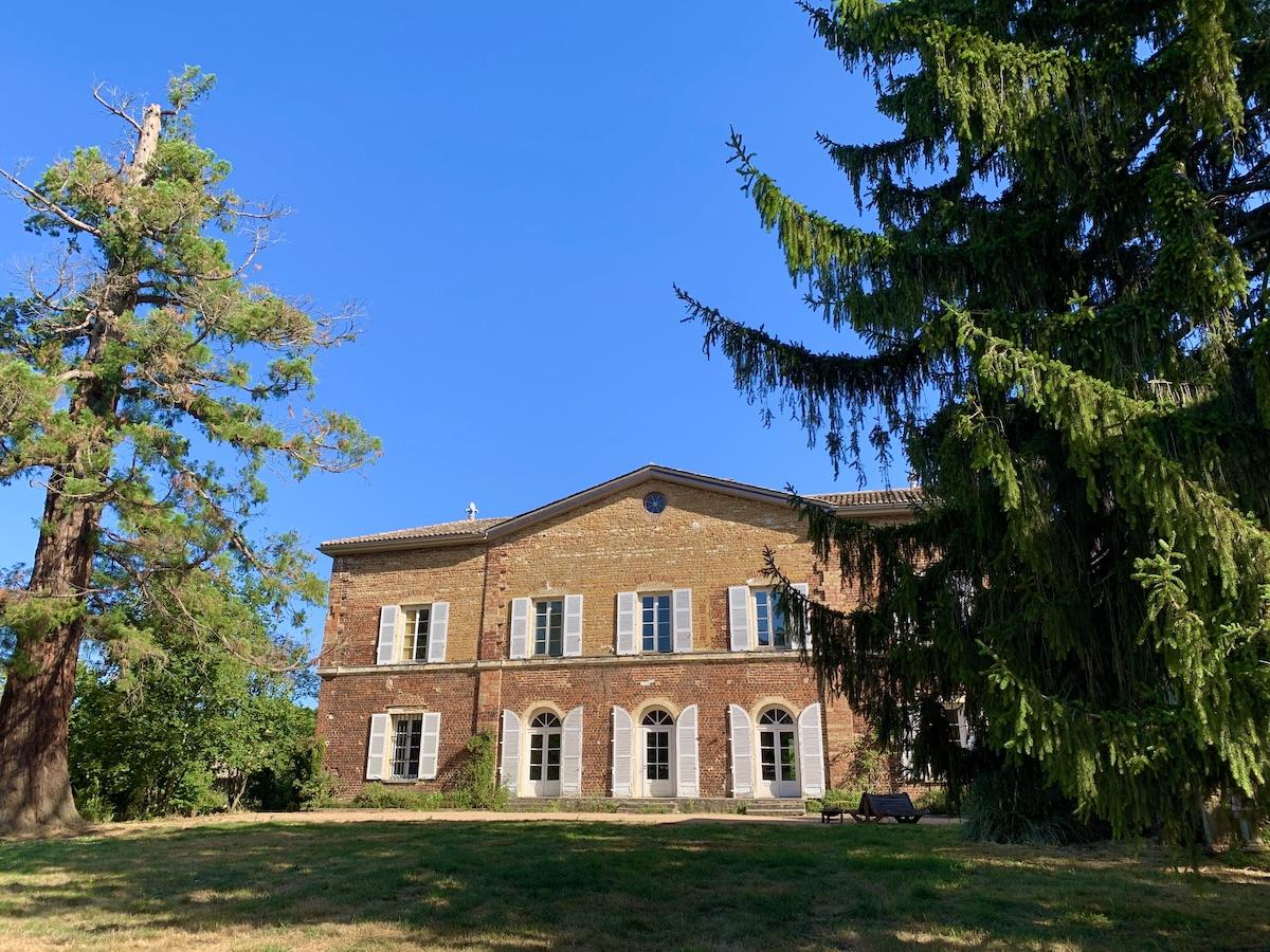 Appartement d'exception au Château d'Ars